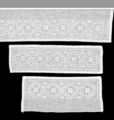 Materialpakke Hardanger skjortebroderi voksen