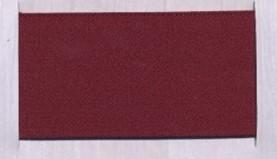 Elastikk burgunder 4 cm