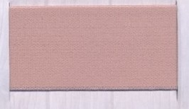 Elastikk 4 cm pudderrosa