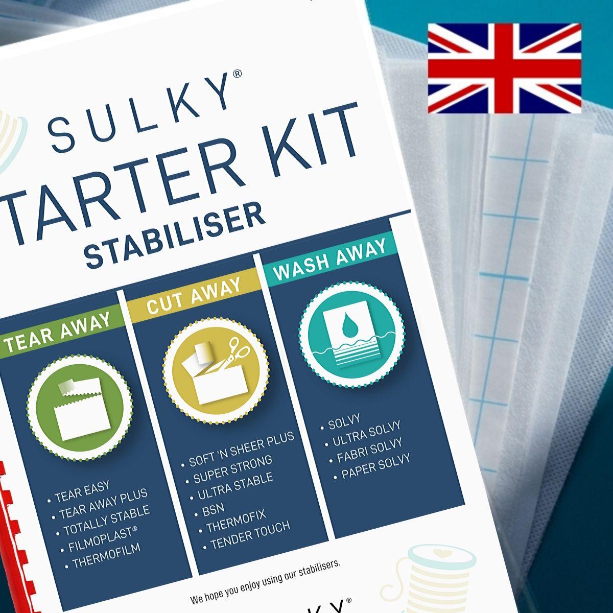 start kit stabilisering