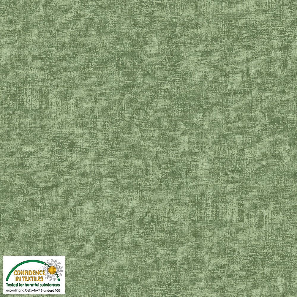 Melange jersey grågrønn