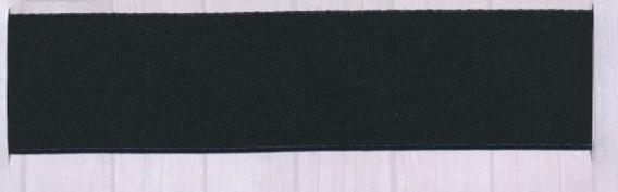 Elastikk 4 cm bredde sort