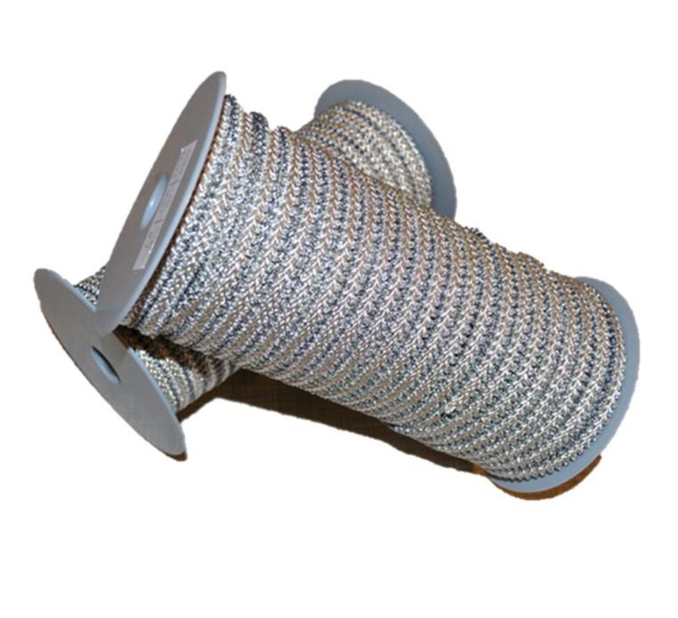 sølvband lyse 5m