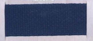 Marineblå veskeband