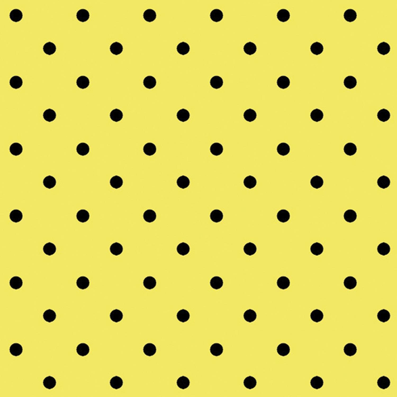 a Lemon drop dots yellow