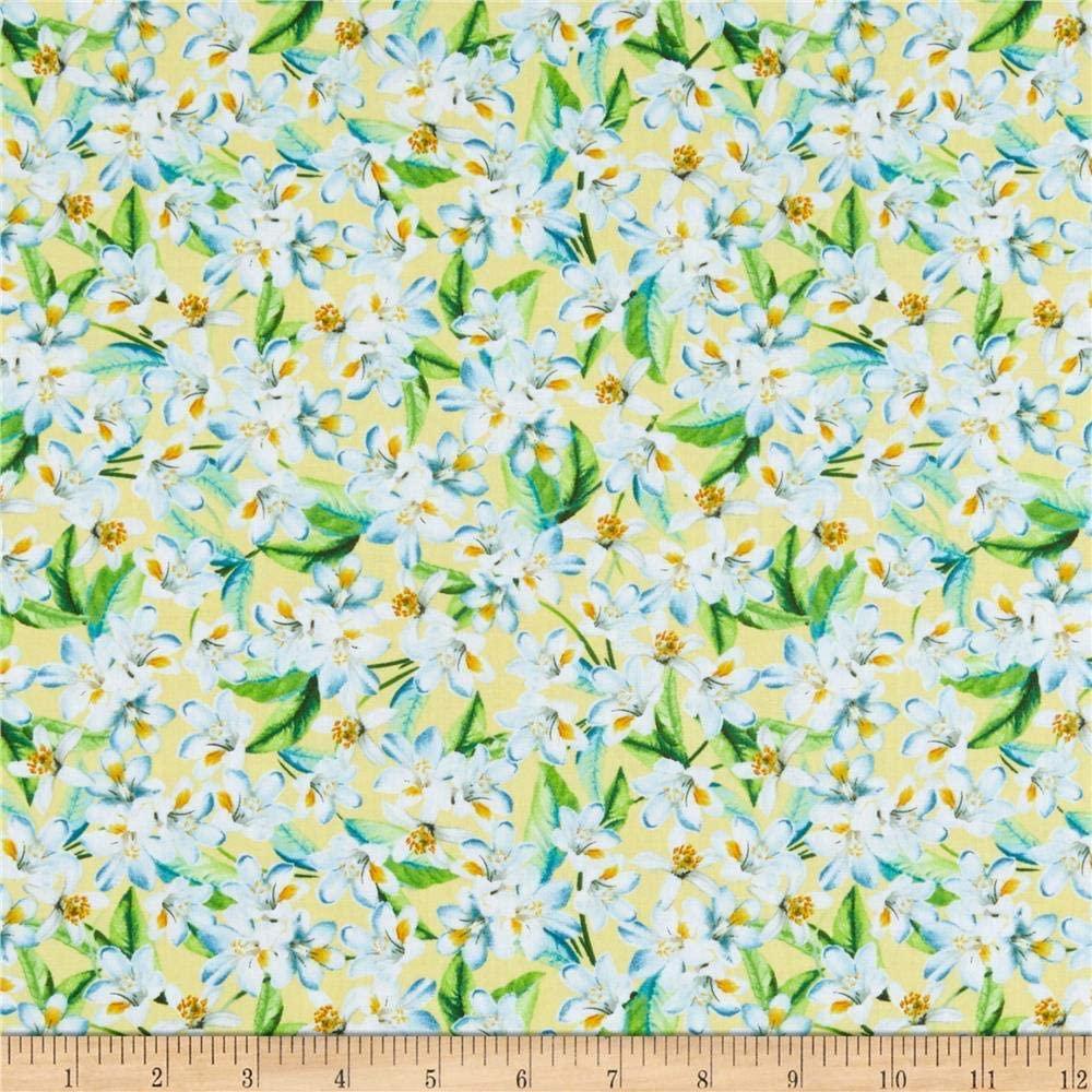 a Lemon Blossoms