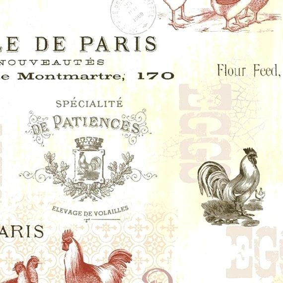 p French Country Roosters