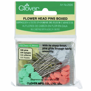 Clover blomster knappenåler