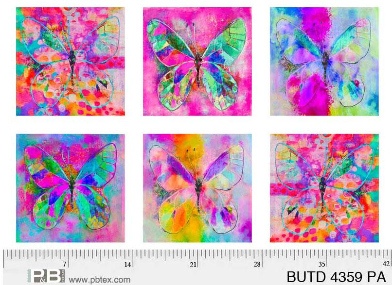 Butterflye dream- panel