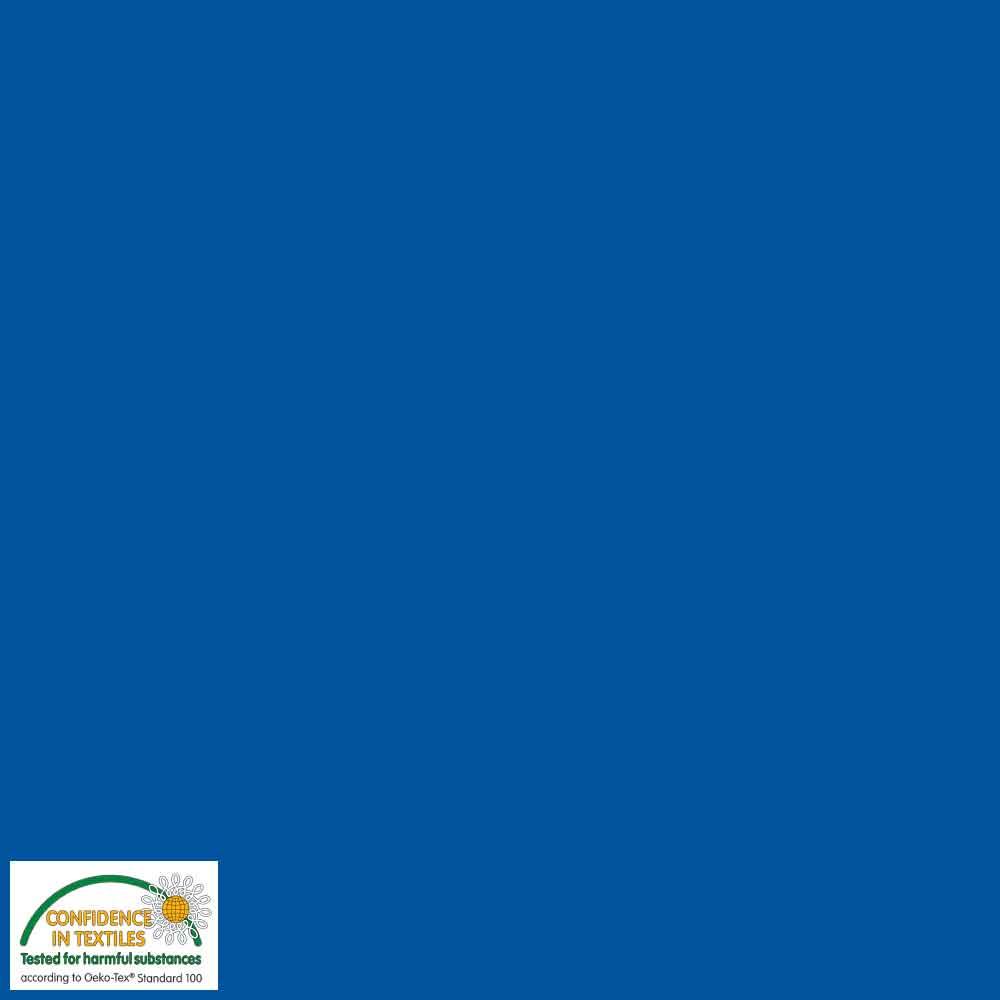 Avalana jersey ensfarget mellomblå