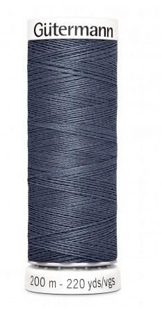 Gutermann 200 m gråblå