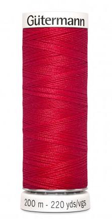 Gutermann 200 m rød 156