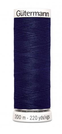 Gutermann 200 m marineblå 310