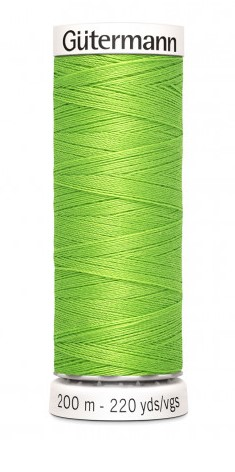 Gutermann 200 m vårgrønn 336