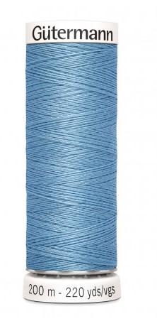 Gutermann 200 m lys blå 143