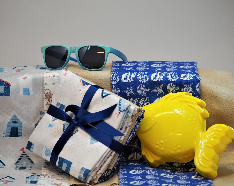 Maritim materialpakke, sommerens strandstoff