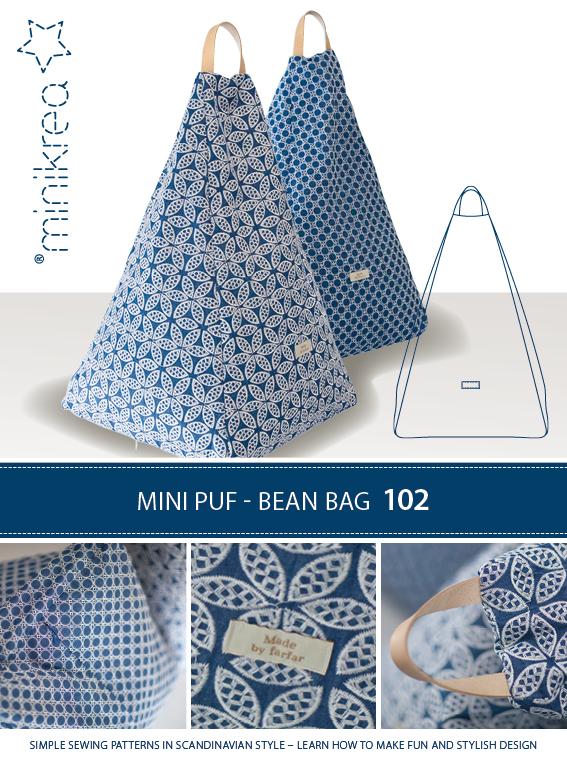 Mini Puf - Bean Bag