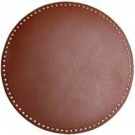 Veskebunn brun/rød 20cm Ø