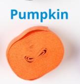 Fold-over elastic pumpkin