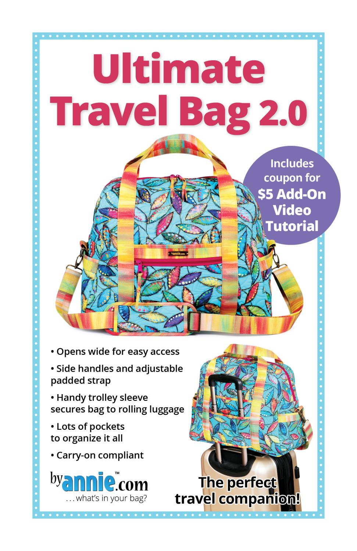Mønster Ultimate Travel Bag