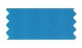 Silkeband 3mm blå col 83