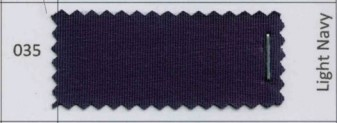 Jersey lys Navy pris pr 10 cm