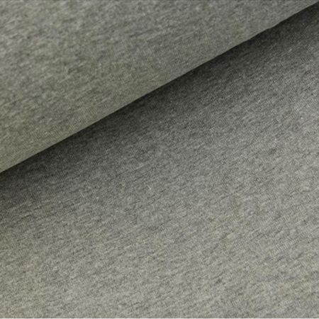 Ribb ensfarget grå, pris pr 10cm