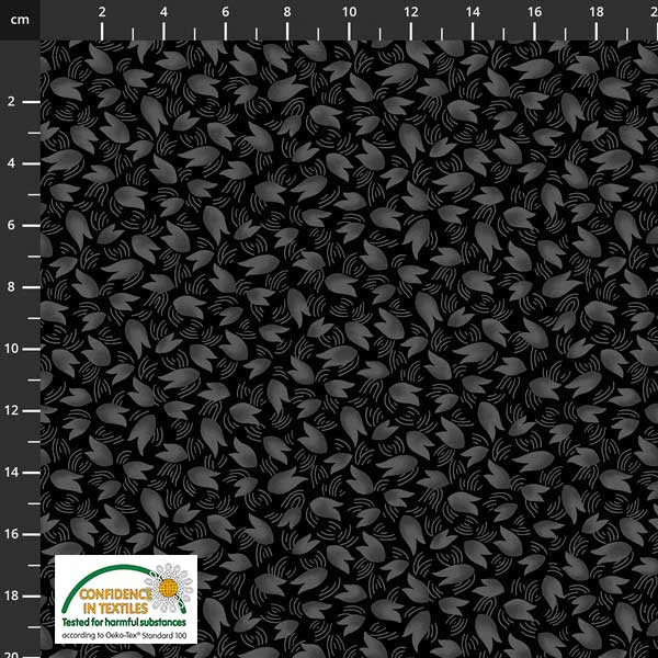 Colour Rhythm black pris pr 10 cm