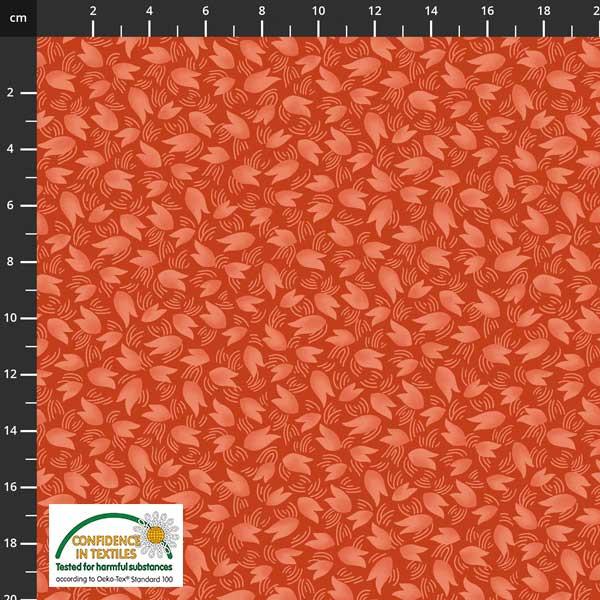 Coulor Rhythm orange pris pr 10 cm