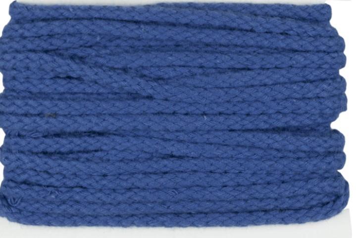 Anorakksnor 5mm blå