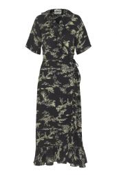 Mako Wrap Dress