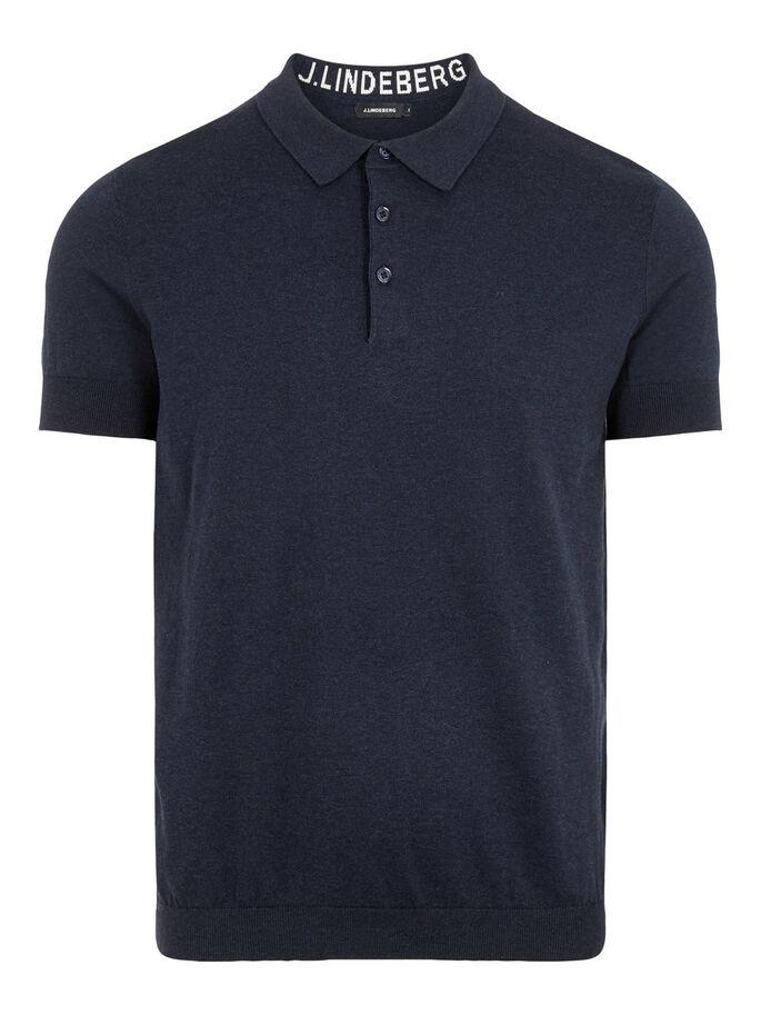Ridge Cotton Poloshirt