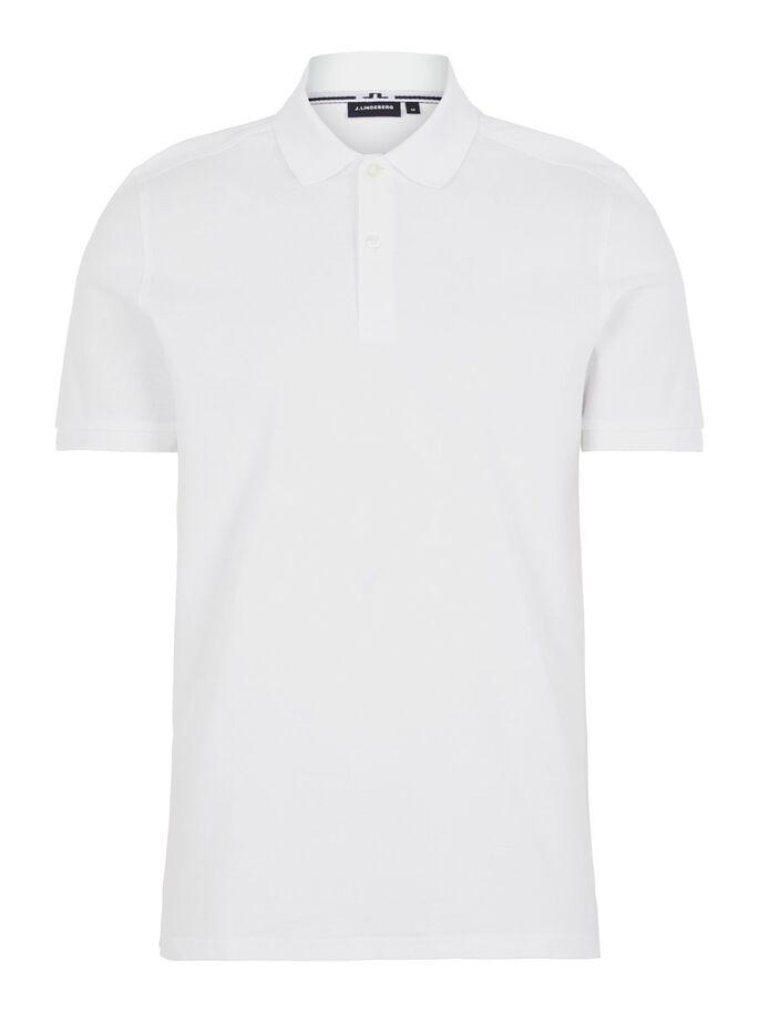 Troy ST Piquet Polo Shirt