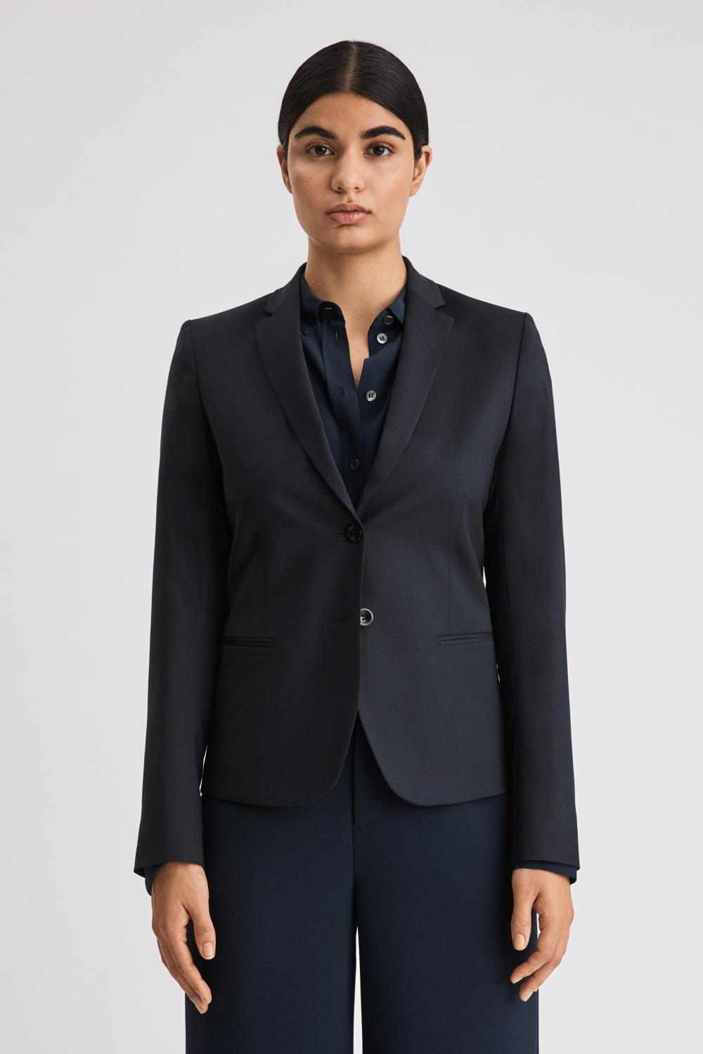 Jackie Cool Wool Blazer