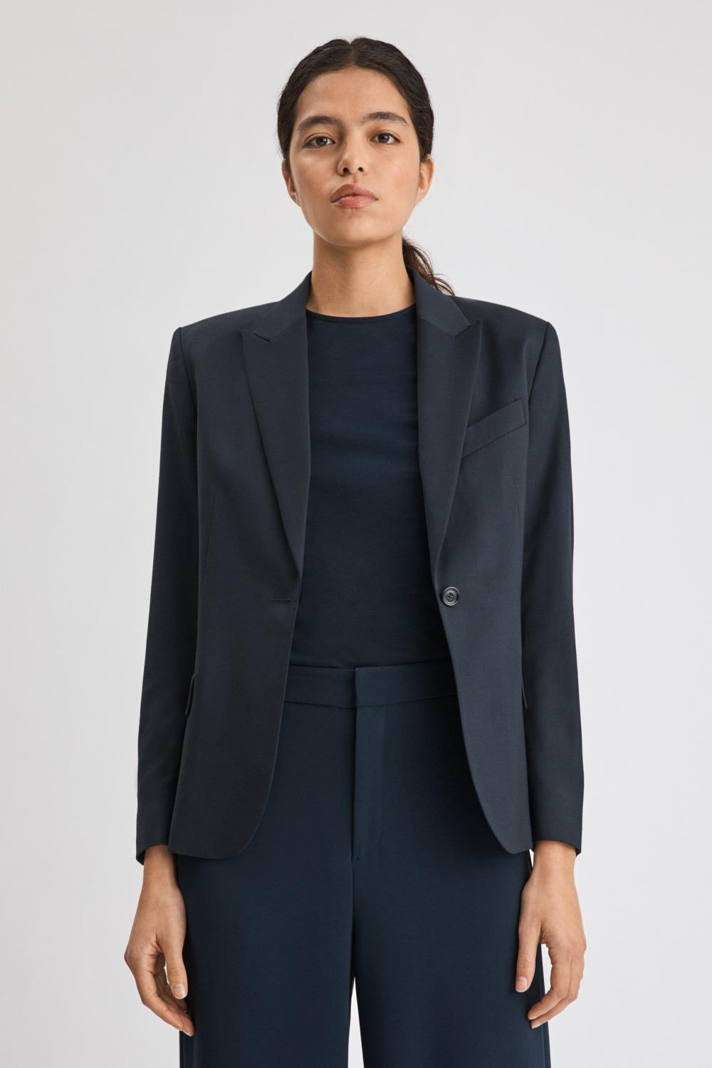 Sasha Cool Wool Blazer