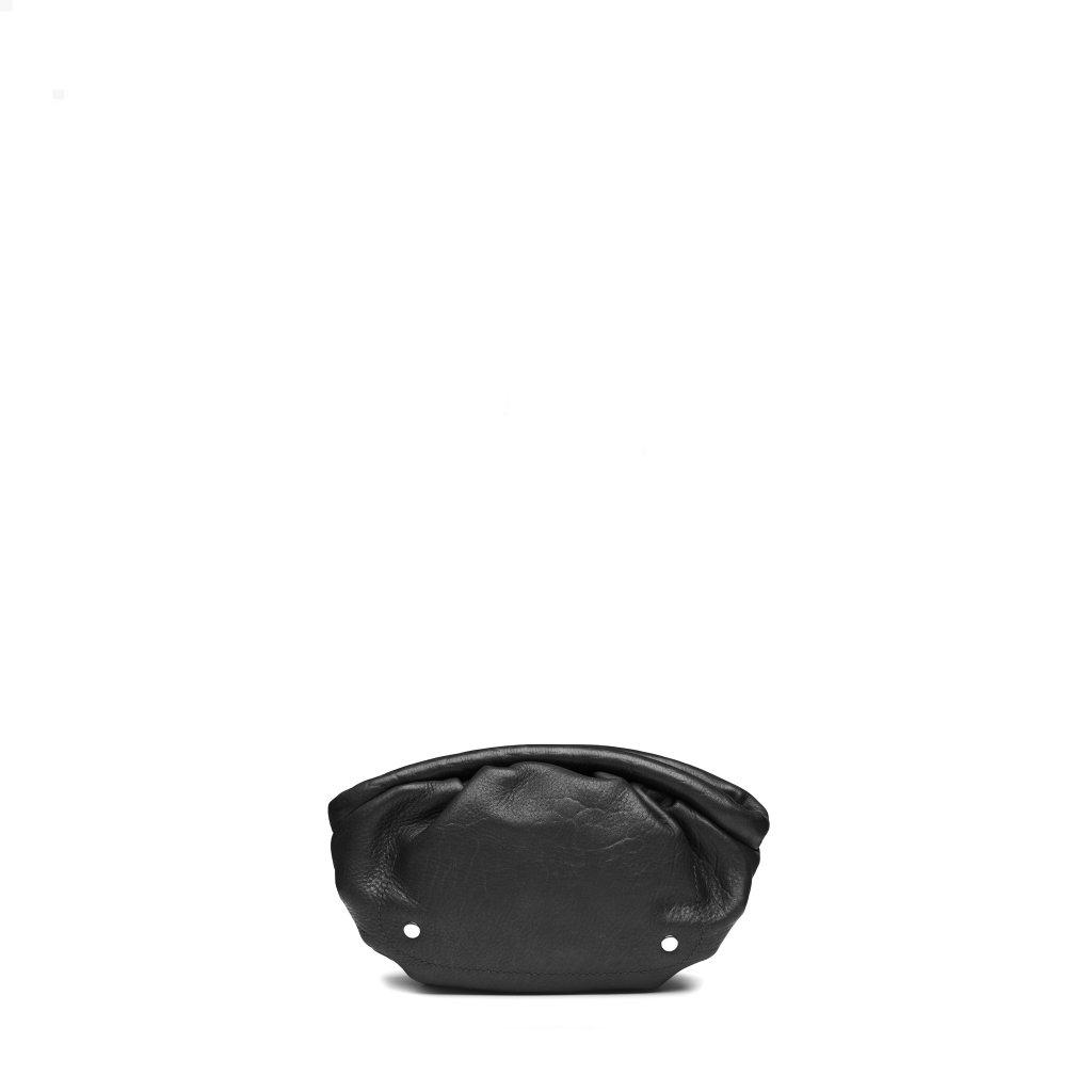 Small Lin New Zealand Black W. Silver
