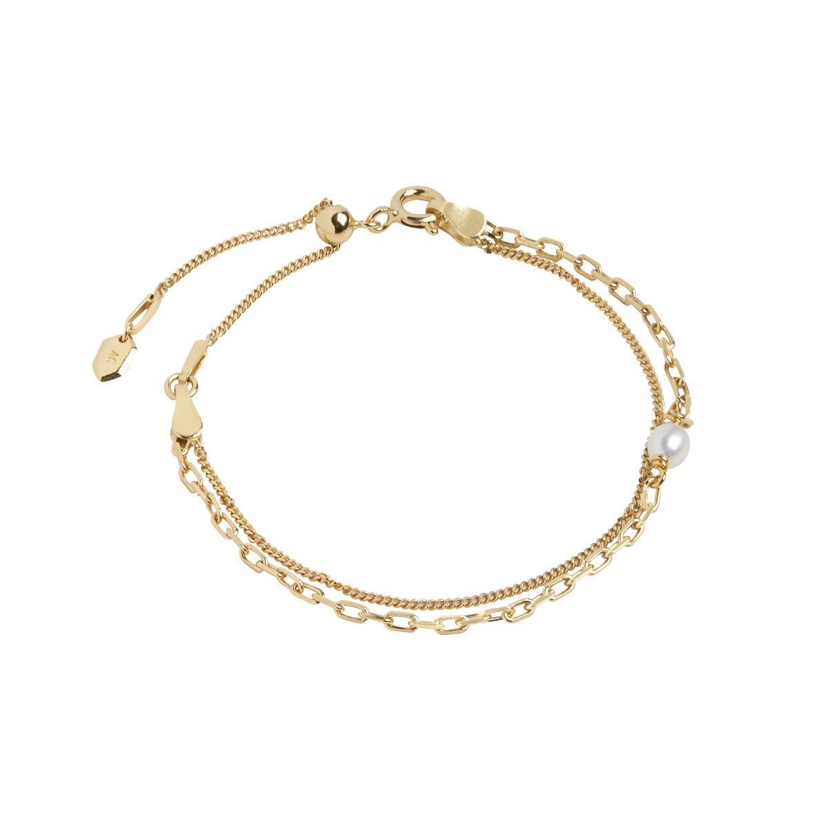 Cantare Bracelet Gold