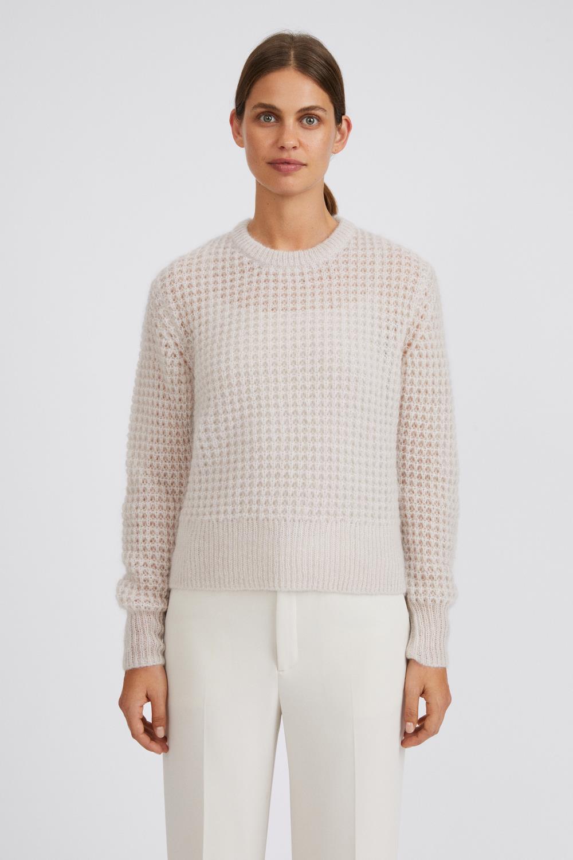 Helen Mohair Sweater