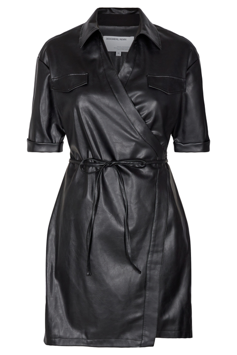 Marie Wrap Dress