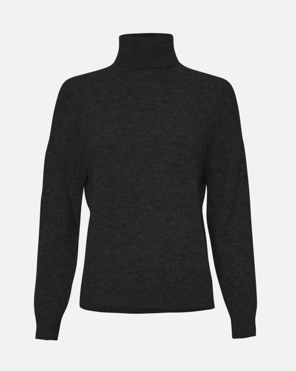 FEmme Alpaca Roll Neck Sweater