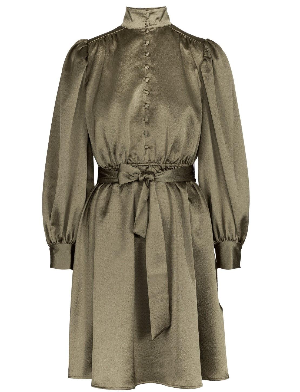 Vintage Button Dress