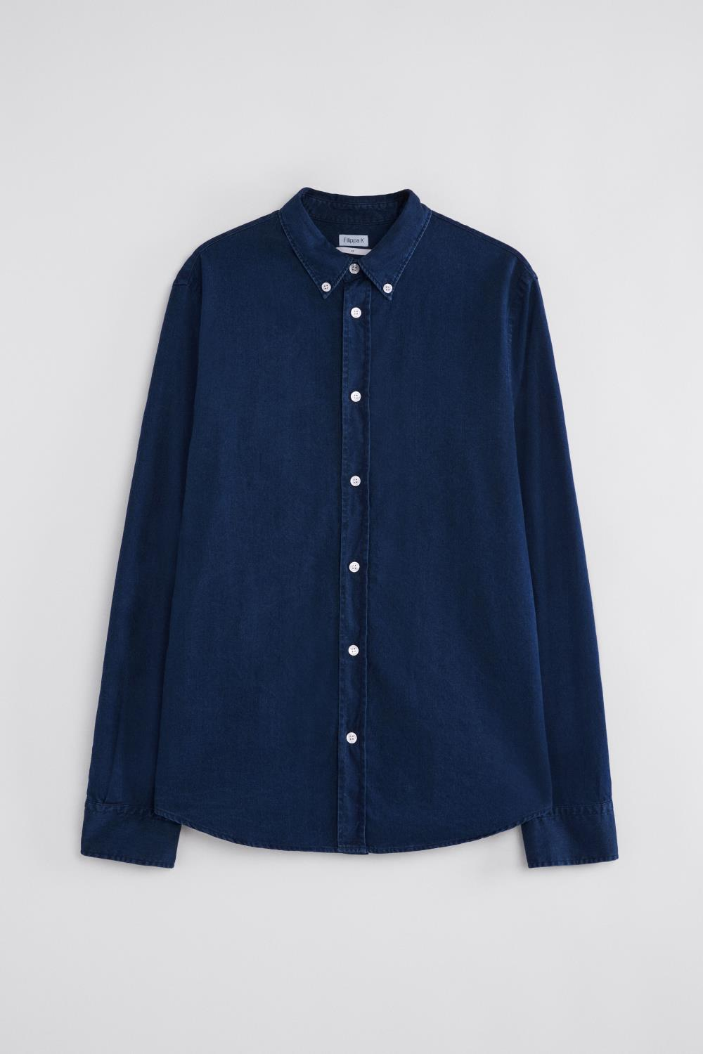 M. Lewis Chambray Shirt
