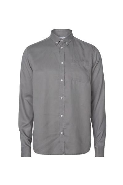 Laurent Tencel Twill Shirt