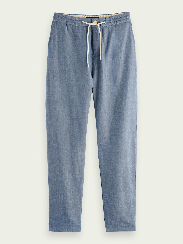 Fave Linen Beach Pant