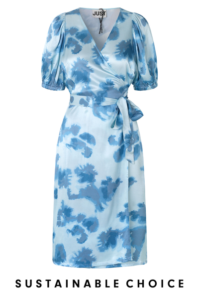 Laguni Wrap Dress