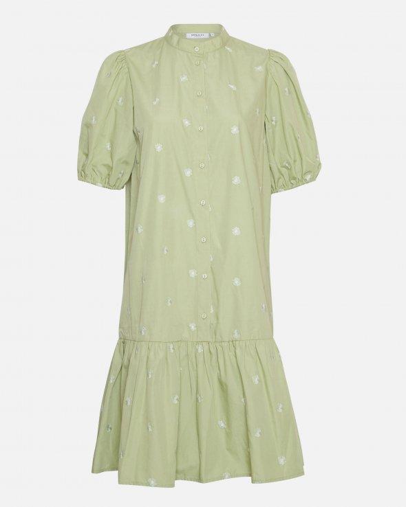 Nona Shirt Dress