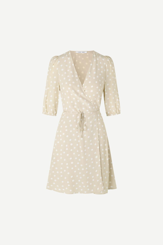 Britt SS Wrap Dress