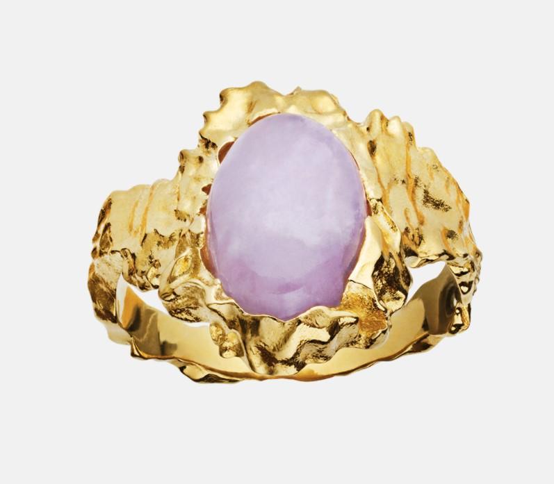 Goddess Ring Kunzite
