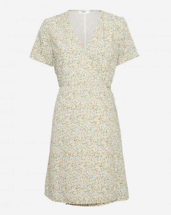 Evette Wrap Dress