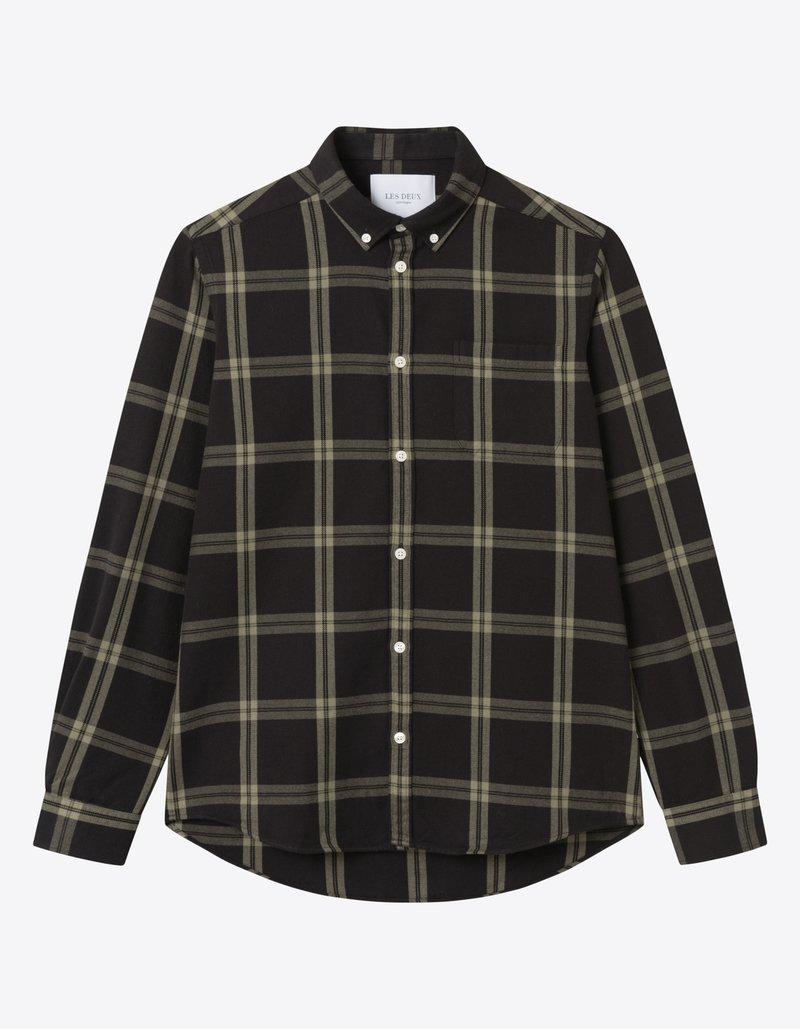 Jasper Check Shirt